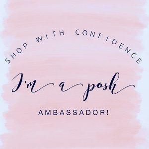 I am a Posh Ambassador!